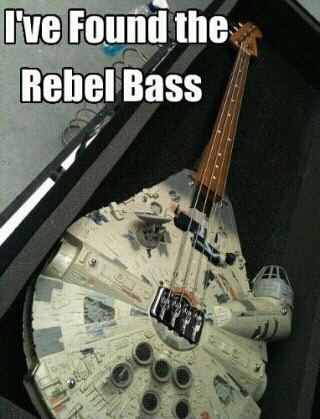 onelastfix:  Star Wars Bass