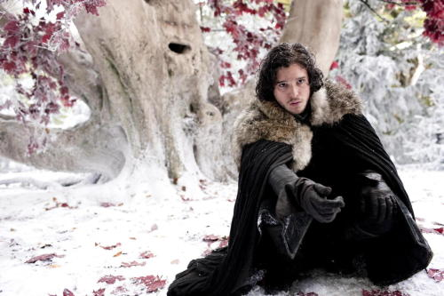 bohemea:  This is how I imagine Jon Snow will look when he proposes to me.