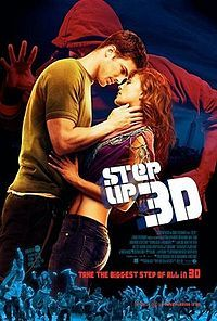 I am watching Step Up 3-D                                      Check-in to               Step Up 3-D on GetGlue.com