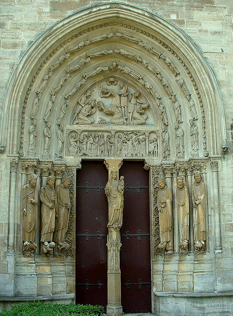 St Denis Basilica, Paris, France by Grangeburn on Flickr.