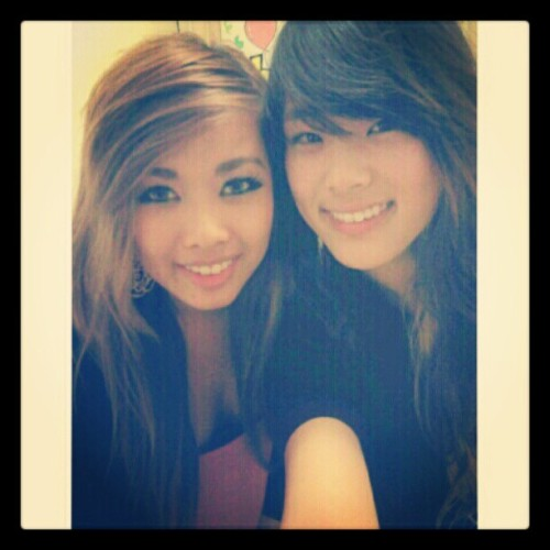 #roomie #love #chantelletruong  (Taken with instagram)