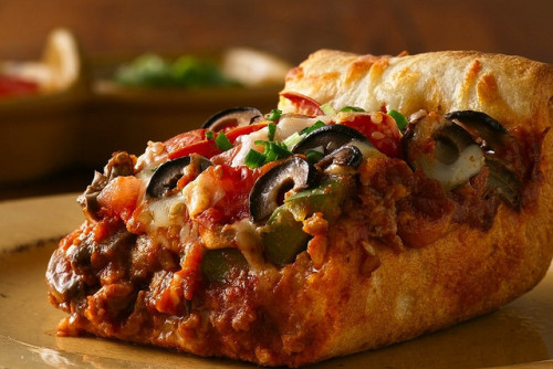 food-n-otherstuff:  Chicago Deep-Dish Sausage Pizza Recipe by Pillsbury.com on Flickr.