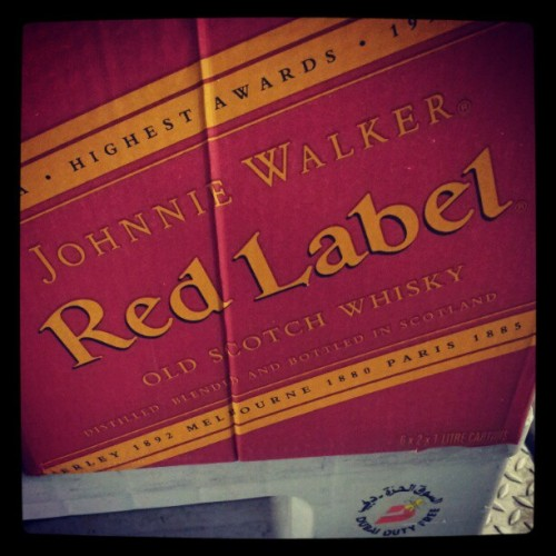 you prolly know this.. #drinker #whisky (Taken with instagram)