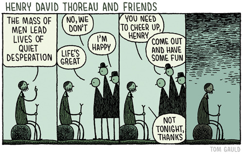 gravitazero:  neil-gaiman:  Reblogging because ladies & gentlemen, Tom Gauld has his own Tumblr feed and you needed to know this.  here