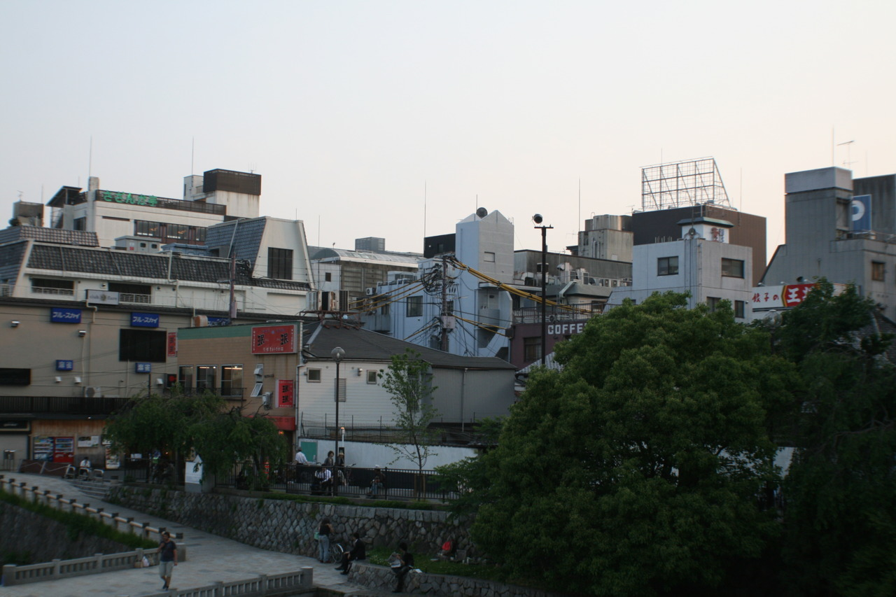 A View of Kyoto 2 (May 17, 2012)