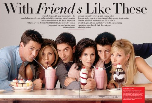 koolaidndfrozenpizza:  I'm going to watch Friends season 1 right now :)