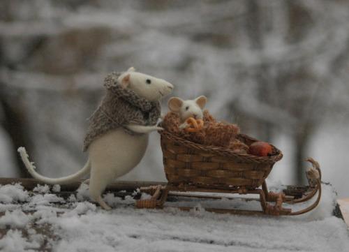 Авторские игрушки Натальи Фадеевой 4