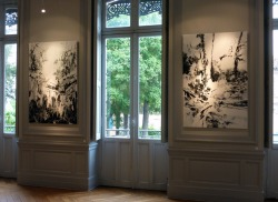 Exhibition view, Centre Culturel Bellegarde, Toulouse, 2012