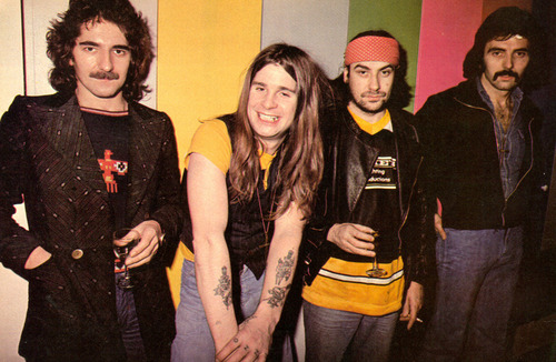 rockstar-alley:  Black Sabbath - 1975
