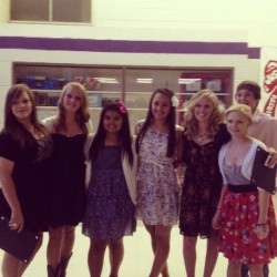 @jameee34 @clarissa_carranco @brittany_ramirez_11 #graduation  #middleschool  (Taken with instagram)