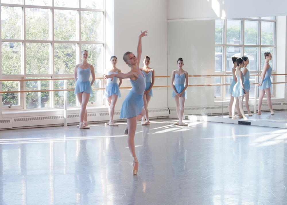 scrawnyballerina:  Boston Ballet School