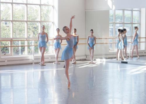 fuckyesballet:  seabois: Boston Ballet School