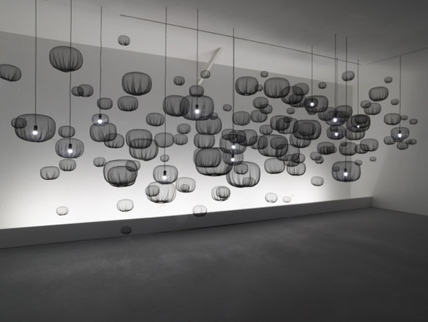 Static Bubbles by Nendo