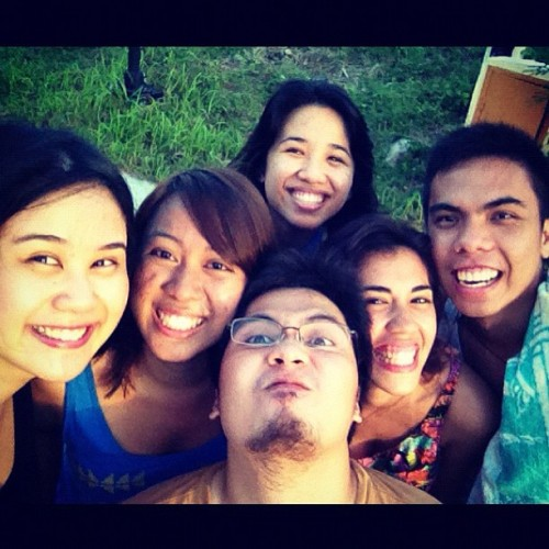 chingisforrealsies:  Original Fuego crew! (Taken with instagram)  <3 <3 <3