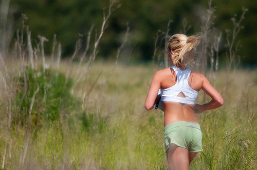 "gretherlynn:  Running Tips for beginners or experts!  Wear spandex shorts under your regular running shorts so you don't chafe Cotton socks will only lead to blisters; invest in socks designed for running. Join your local running club—check with your local running store fitness center and/or recreation department to find one Find a committed running partner. It is much harder to skip a run when you have someone else depending on you Remember that- It gets easier. Accept and appreciate the fact that not every single run can be a good one Do not compare yourself to others. Run within yourself and for yourself first. Even a bad run is better then no run at all If you normally run with music try skipping it and listening to your feet to hear your pace and your gait Don't be discouraged if you don't experience weight loss immediately Start a running blog, to see your progress and set goals Hydrate. Make it a habit to drink water throughout the day On long runs eat something every hour—whether you feel like it or not During longer runs if you don't like to carry water take some cash in your pocket pouch or a shoe wallet. Run a route where there's a corner store that you can use as a pit stop to pick up your water and maybe use the bathroom To aid recovery the most crucial time to eat and drink is in the hour immediately after you run Use Vaseline or BodyGlide wherever things rub. They will help prevent blisters and chafing Do not increase your mileage more than 10 percent per week If you are prone to shin splints and lower leg pain try running soft trails for your Training runs and save the asphalt for race day Do not run two hard days back-to-back Ice aches and pains immediately Pay attention to your form. Try to run lightly to minimize impact that could lead to injury When running don't forget the bug spray, sunscreen and a hat- BIG TIME! Neosporin (or another antibiotic cream) is good for chafed areas Make sure you cut your toenails short enough so they don't jam into your Shoes Be careful about running on paths that force you to run consistently on a slant. It's hard on the hips knees Don't stretch before a run. Warm up by walking briskly or jogging slowly for several minutes Do not ice for more than 20 minutes at a time For beginners, set mini goals to keep you motivated. (Can be minutes [run 5, walk 10], run between street lights then walk between street lights, run till the next bus stop, until you pass a car on the street) Do not use the hot tub after a race. It will increase inflammation and hinder healing Be aware of cyclists approaching you from behind and try to keep to the right. Try to pay special attention when running with music Run facing traffic. Never assume a car sees you Doubleknot your shoe laces so they will not come undone when you run\ If you listen to music, put earbuds in the go inside your ear, if you are usuing the ones that sit in your ear, it will fall out Buy yourself some actual running shoes from an actual running store because running in junk ""sneakers"" will destroy your feet and your legs At first keep your runs short and slow to avoid injury and soreness so you do not quit. If you are breathing too hard slow down or walk a bit until you feel comfortable again Pick your route close to home (out your front door)—the more convenient it is the better chance you will have sticking with it. Set realistic short term and long term goals Remember Soreness one to two days after a run is normal (delayed onset muscle soreness). There's no shame in walking Four laps around the local the high school track equals one mile Vary your training routes. This will prevent boredom and prevent your body from getting acclimated Push through rough spots by focusing on the sounds of your breath and feet touching the ground Do abdominal breathing to get rid of side cramps Run on trails if at all possible. It will be easier on your body and you'll love it Dress as if it is 10 degrees warmer than the temperature on the thermometer Run early in the morning or later in evening to avoid mid-day heat To keep cool in hot weather soak a bandana in cold water wring it out a bit and tie it loosely around your neck In the winter dress in layers (coolmax or other technical clothing) and wear a headband over your running hat to cover your ears These are SO helpful! I've finally started running and these tips will help me and get me more motivated! (:follow: http://health-freeak.tumblr.com/"