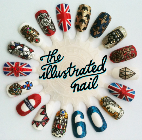 theillustratednail:  JUBILEE!