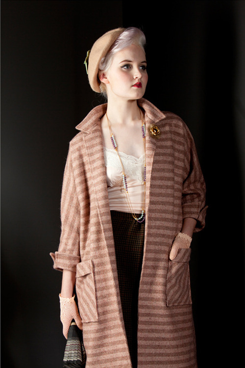 alwaysalwaysalwaysthesea:  A great look from Rabia Lockwood's Ginny & Jude collection. (via Honey Kennedy)