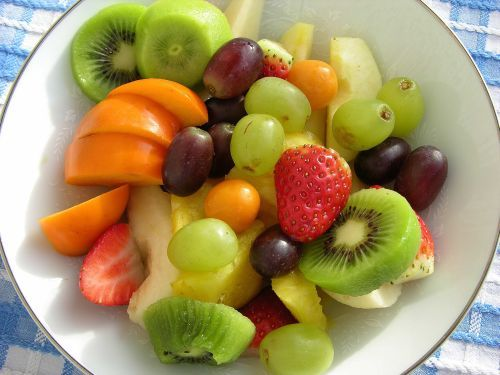 "wakeuphealthy:  fuckyeah-tonedandfit:  THE BENEFITS OF SUGAR IN FRUITS This idea that fruit is somehow a bad thing to eat came into full swing with the low carb diet craze, but the myth persists. Not a week goes by that I don't hear someone tell me that they avoid fruit because it's ""all sugar"" or ""loaded with carbs."" So, I want to set the record straight and come to the defense of some of the world's healthiest foods – fresh, whole fruits. I'll tackle the ""fruit is all sugar"" statement first – because it's just plain wrong. Fresh fruit offers so much more than the natural sugar it contains – including water, vitamins, minerals, fiber and phytonutrients (those naturally-occurring plant compounds that have wide ranging beneficial effects on the body). Where else can you get a package like that for about 75 calories per serving? The idea that fruit is ""loaded with carbs"" or is ""full of sugar"" needs to be put into perspective, too. It's true that when you eat fruit, the overwhelming majority of the calories you consume are supplied by carbohydrate – mostly in the form of fructose, which is the natural sugar in the fruit. But that's the nature not just of fruit, but of all plant foods – they're predominantly carbohydrate (and that means not just natural sugars, but healthy starches as well as structural elements, like cellulose, that provide fiber). When you eat vegetables, the majority of the calories you're eating come from carbohydrate, too. But you don't hear people complaining that vegetables are ""loaded with carbs."" Before dismissing foods as being loaded with sugar, or too high in carbs, consider not only the amount of sugar or carbs you're eating, but the form of the carbohydrate, too. There's a big difference between the nutritional value of the natural carbohydrates found in fruits and other plant foods – the sugars, starches and fibers – and what's found (or, more accurately, what's not found) in all the empty calories we eat from added sugars that find their way into everything from brownies to barbecue sauce. Faced with a serving of fruit, how much sugar are we talking about, anyway? An average orange has only about 12 grams of natural sugar (about 3 teaspoons) and a cup of strawberries has only about 7 grams – that's less than two teaspoons. And either way, you're also getting 3 grams of fiber, about a full day's worth of vitamin C, healthy antioxidants and some folic acid and potassium to boot – and it'll only cost you about 50 or 60 calories. ""All sugar?"" I think not. By contrast, a 20-ounce cola will set you back about 225 calories and, needless to say, won't be supplying any antioxidants, vitamins, minerals or fiber. You'll just be chugging down some carbonated water, maybe some artificial color and flavor, and somewhere in the neighborhood of 60 grams of added sugar (about 1/3 of a cup). You won't get fat on eating fruit. You won't be consuming an insane, over-the-top amount of sugar. Don't be afraid of eating fruit, because they are the best thing you can give your body.  Have a sugar craving? EAT SOME FRUIT! :)"