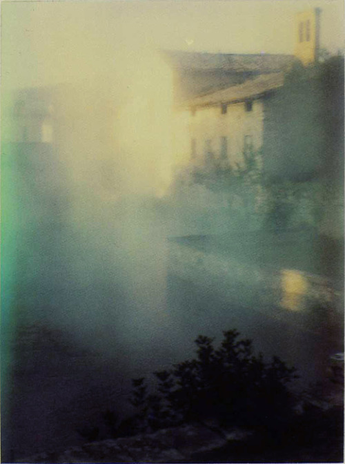 Andrei Tarkovsky, Polaroids, Taken between 1979 and 1984