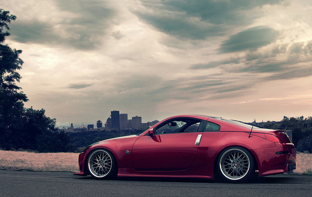 Nissan 350z by Evano Gucciardo on Flickr.