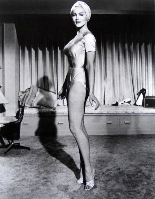 Julie Newmar working it for real. vintagemarlene:  julie newmar