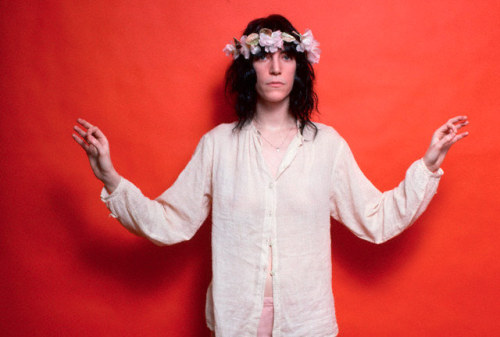 Patti Smith is rock royalty and a new album and book from the 'godmother of punk' make 2012 a jubilee year. Now 65, her influence shows no sign of waning. We spoke to musicians she has inspired, from Martha Wainwright to Johnny Marr. Photograph: Lynn Goldsmith/Corbis