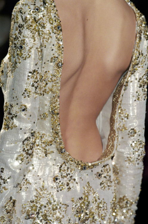 monsieur-j:  Balmain Fall 2006 Runway Details