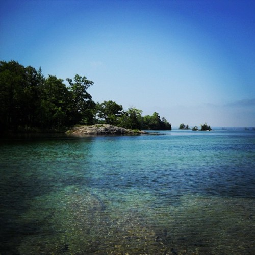#albinoninja #clear #adventure #canada #water  (Taken with instagram)