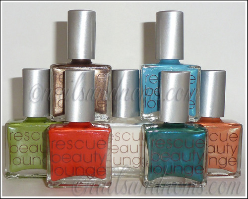 (via Review: Rescue Beauty Lounge Georgia On My Mind Collection!)