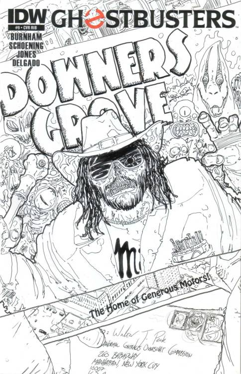 #7: Graham Crackers Comics, Downers Grove, Illinois.