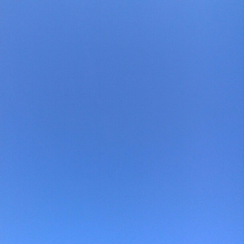 The sky, right now. (Taken with instagram)