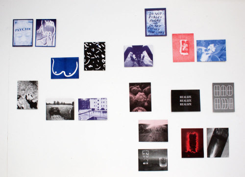 nsewpress:  Artist Postcards, Summer 2012