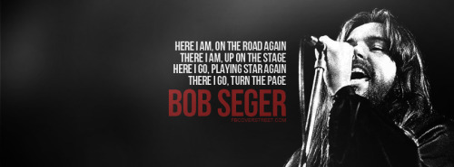 Bob Seger Facebook Covers
