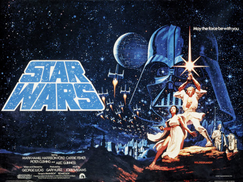 nerdology:  Happy 35th Birthday Star Wars I'm going to celebrate by watching the theatrical release tonight. How are you celebrating?