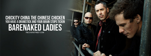 Barenaked Ladies Facebook Covers
