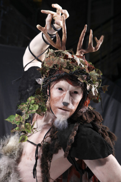 DEER SHAMAN  |  Model: Todd  |  Photographer: Jennifer Houghton