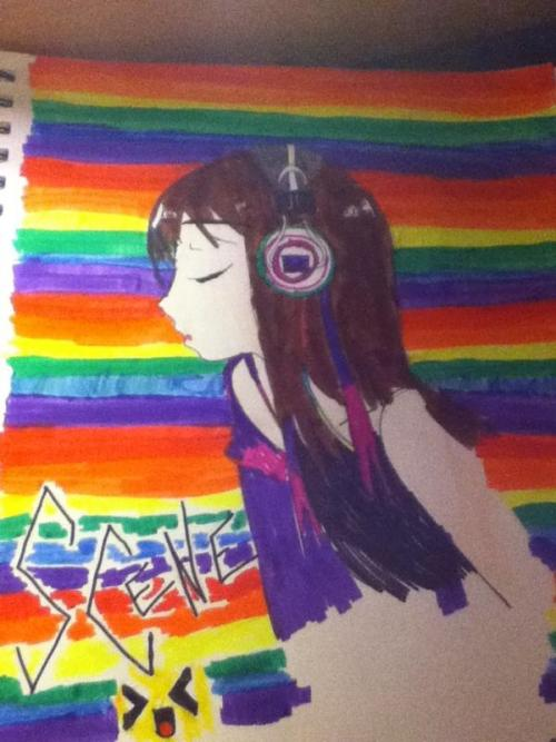 FAN ART OF ME FROM @Laurenevelyn2 <3