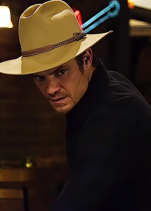 Justified S03E07 - The man behind the curtain