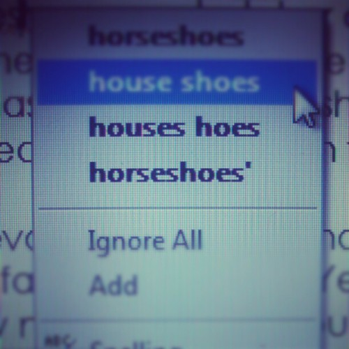 Houses hoes. Lololol.C; (Taken with instagram)