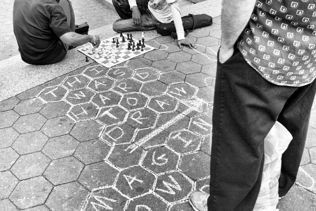 chess , Union Square 212