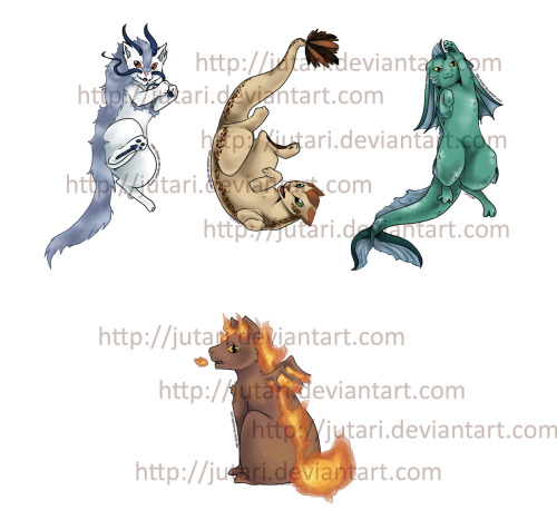 Would you buy these? they will be made into paper children like keychains! I would love any feedback. DragonCats belong to MyFreakSide, check them out!If you will be at OMGcon I will be debuting these there, so check me out at the MyFreakSide booth!