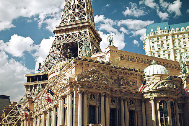 Paris, Vegas by Miscolo on Flickr.