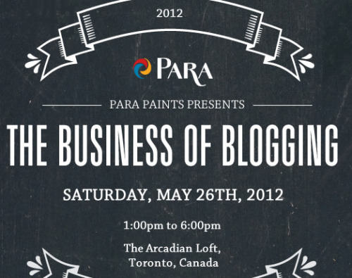 Even though tomorrow will be my first time going to a Blog Podium event, I already know its going to be wonderful! I bought the ticket after falling in love with the venue-Arcadian Loft, and once the Vendor Meet and Greet list was out, I could hardly wait for the event! Glad its finally here! 1 more day to awesomeness!