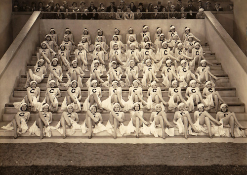 creepingirrelevance:  Busby Berkeley girls