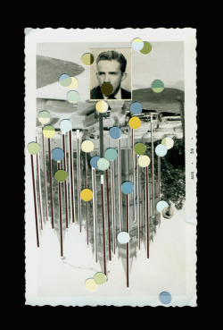 "SUBMISSION: ""Temple"", Mixed media collage, 2011, Cory Peeke"