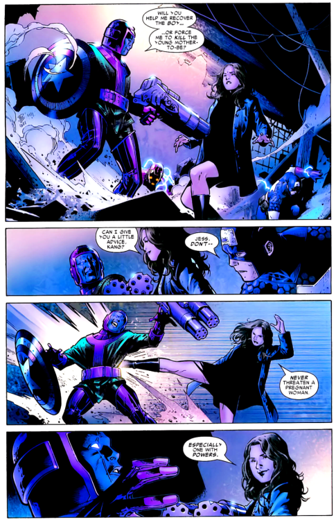 idratherbeloislane:  Do not fuck with Jessica Jones.