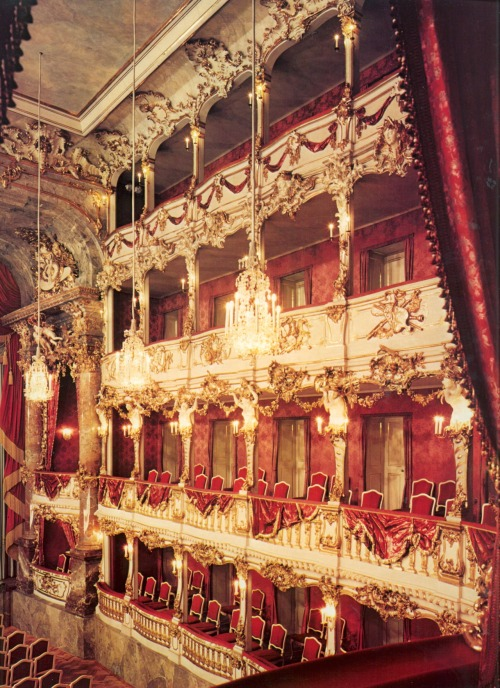 epicinvain:  wifeofbath:  Cuvilliés Theatre, Munich   My taste is so gaudy deep inside. Love