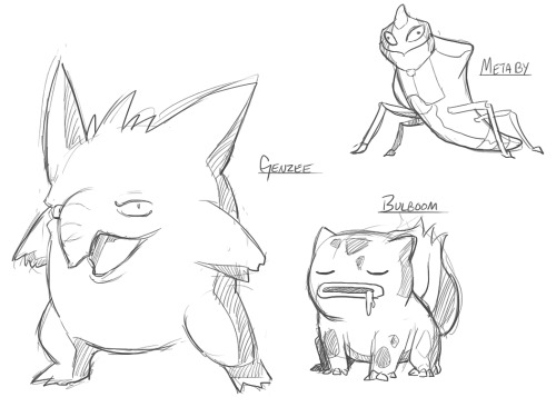 During Livestreamin, played with that Pokemon hybrid thing. Way too much fun