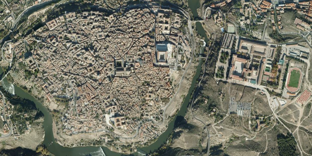 LAND+CITY+URBAN+SCAPE | 704 | TOLEDO | SPAIN | GOOGLE EARTH