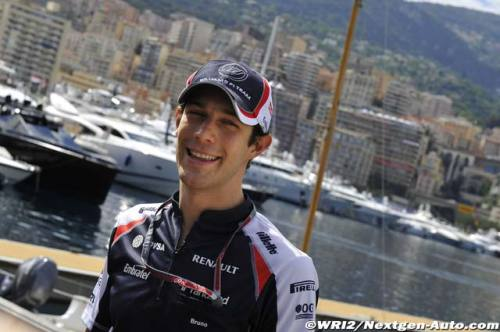 Friday Monaco GP